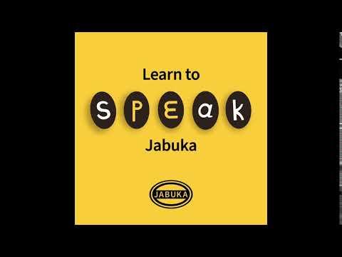 Learn to Speak Jabuka