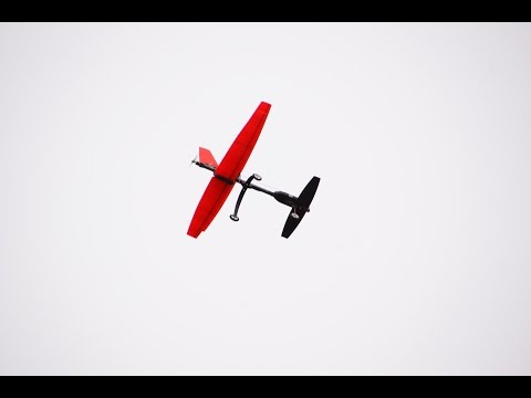 TUM llt - Team Red - The Right Flyer - Maidenflight & competition flights
