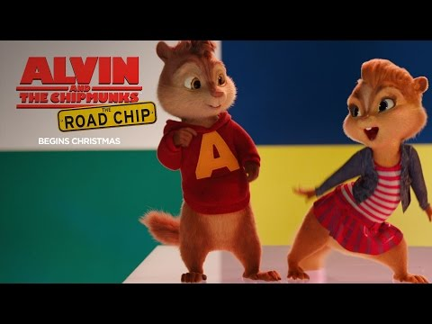 Alvin and the Chipmunks: The Road Chip (Featurette 'Munk Rock')