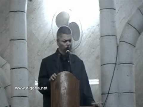 خطبة الجمعة للشيخ عبد الله نمر درويش 26 2 2011 ب