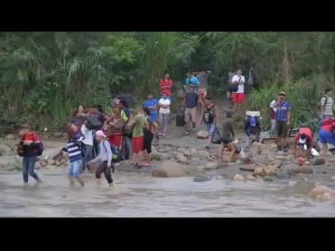 ΕΕ: υποστήριξη στους πρόσφυγες από Βενεζουέλα