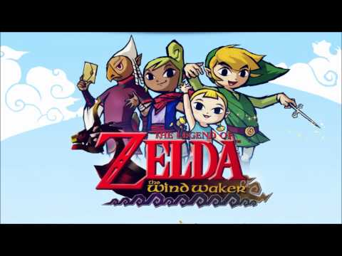 005 - Inside A House - The Legend Of Zelda The Wind Waker OST