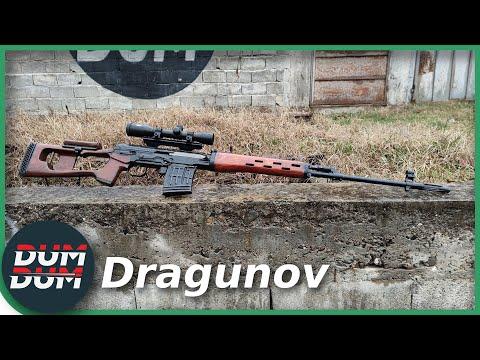 SVD Dragunov, opis puške