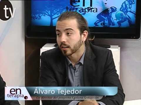 Hombres y mujeres 360º en Enterapia.tv con Helio y Antoni