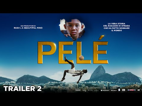Preview Trailer Pelé, trailer italiano