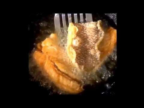 แก้งส้มแป๊ะซะปลากระพงไหลบัว