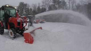 9. Townline Equipment Kubota B50 Series Snow Blower Video