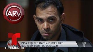 Pasajero que agredió a chofer de Lyft se justifica | Al Rojo Vivo