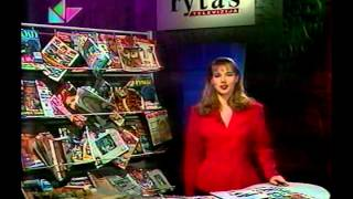 from Saulius Kintera (Luxembourg) collection * oooooooooooooooooooooooooooooooooooooooooooooooooooo [VHS] archive: * Lietuvos ryto TV: ''Electric ...