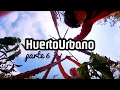 Entutorar tomates con viento salvaje • huerto urbano parte 6