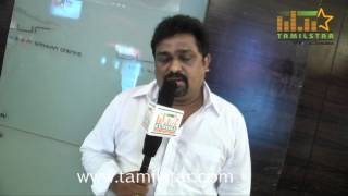 Jhon Max Speaks at Mosakkutty Movie Audio Launch