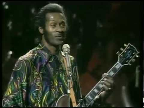 Chuck Berry Live 1972 ~ My Ding-a-Ling