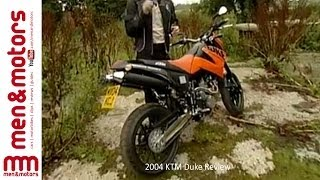 5. 2004 KTM Duke Review