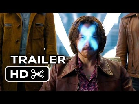 X-Men: Days of Future Past Official Trailer #1 (2014) – Hugh Jackman Movie HD