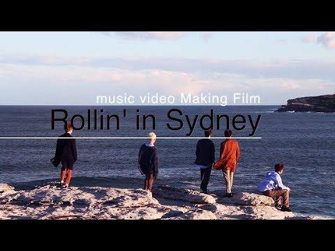 B1A4 Rollin' MV Making Film ep.02
