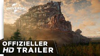 Download Video Mortal Engines: Krieg der Städte - Trailer #2 deutsch/german HD MP3 3GP MP4