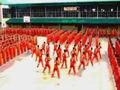  dancing inmates picture
