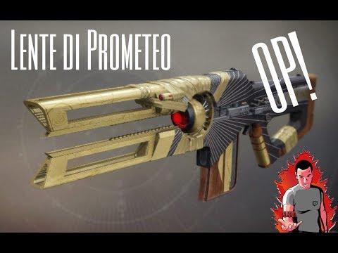 Destiny 2 WOTW : Lente di Prometeo