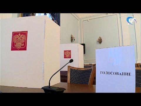 Областная общественная палата выбрала своего представителя в палате федеральной