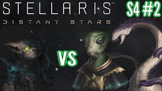 Stellaris Distant Stars | S4 #2 | Enemies Everywhere!! | Stellaris Gameplay - Let's play