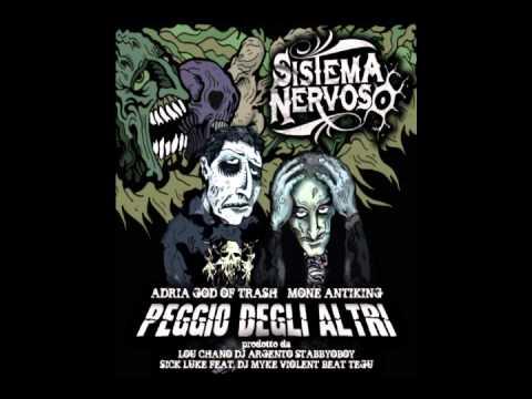 SISTEMA NERVOSO - PEGGIO DEGLI ALTRI (ALBUM COMPLETO - FULL ALBUM)