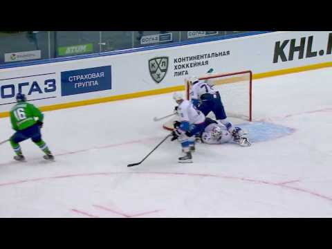 KHL Top 10 Goals for Week 24 (видео)