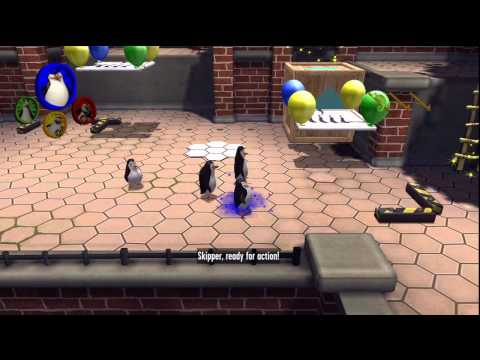 Madagascar - Ps3 game: The Penguins Of Madagascar P7.