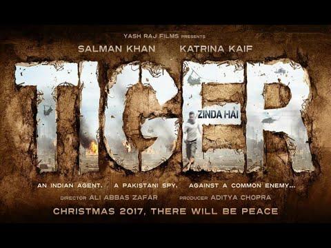 Video Tiger Zinda Hai Salman Khan And Katrina Kaif First Look Out download in MP3, 3GP, MP4, WEBM, AVI, FLV January 2017