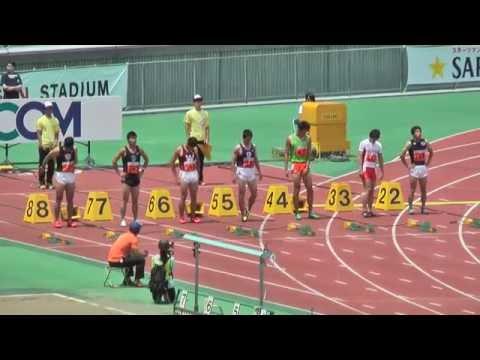 陸上、関東インカレ開幕!注目の桐生の走りを見る!