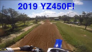 6. 2019 Yamaha YZ450F First Ride And Impressions