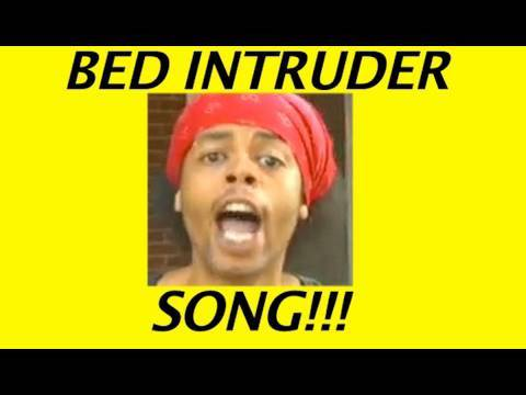 BED INTRUDER SONG%21%21%21 %28now on iTunes%29