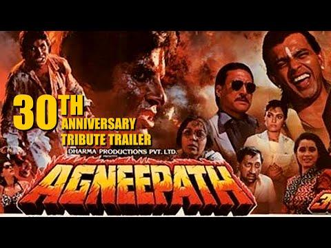 Agneepath   30th anniversary tribute trailer