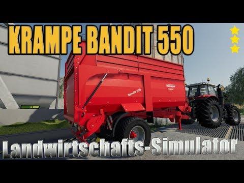 Krampe Bandit 550 v1.0.0.0