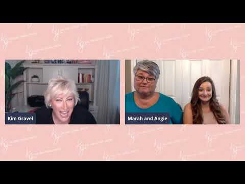 The Kim Gravel Show - Angie & Marah from Kim of Queens YOUTUBE EXCLUSIVE REUNION EPISODE