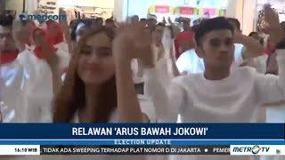 """Video Fenomena Relawan """"Arus Bawah Jokowi"""" Muncul Dimana-mana Melawan Hoaks MP3, 3GP, MP4, WEBM, AVI, FLV Januari 2019"""