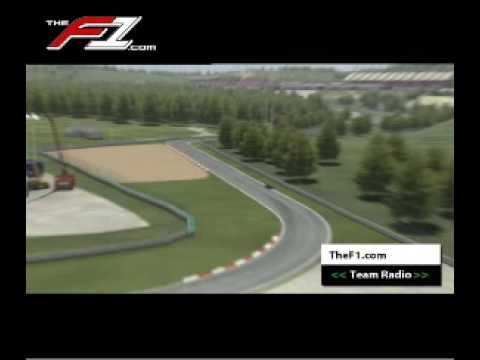 Vuelta virtual al Circuito de Hungría