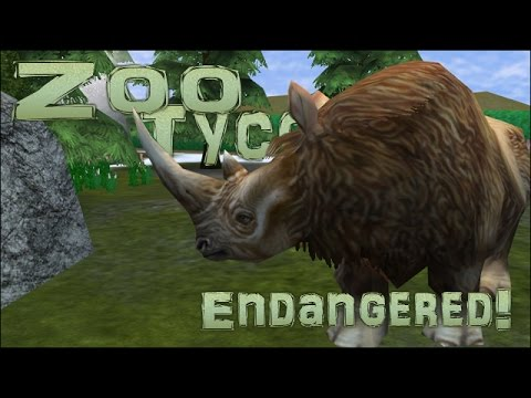 Endangered Quest! Romp of the Wooly Rhino! - Episode #7