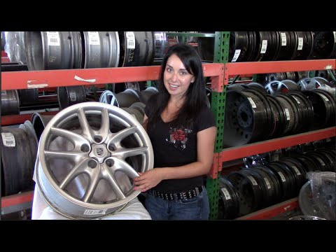 Factory Original Porsche Rims & OEM Porsche Wheels – OriginalWheel.com