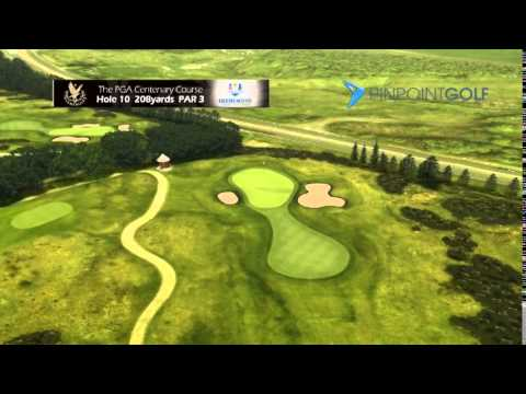 Ryder Cup Course 2014 – Gleneagles: Hole 10