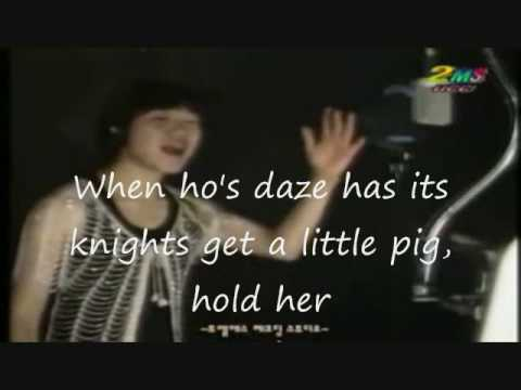 "Korean Boy Singing ""Always Be My Baby"" Karaoke Fail -- With English Subtitles!"