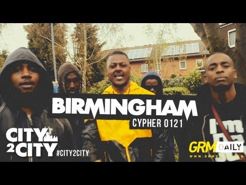 Video #CITY2CITY: Birmingham 0121 Cypher [GRM DAILY]  - CameramanSketch, Cameraman, Sketch, Grime, Urban, Videos, Latest, UK, Hits, Pmoney, Skepta, Wiley, London to Nottingham, Nottingham, London