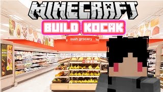 Video Minecraft Indonesia - Build Kocak (25) - Minimarket! MP3, 3GP, MP4, WEBM, AVI, FLV Oktober 2017