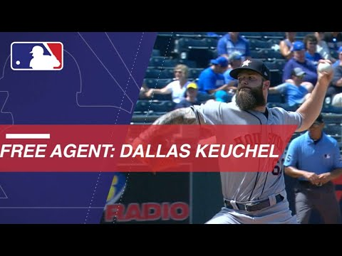 Video: Dallas Keuchel enters free agency before 2019 season