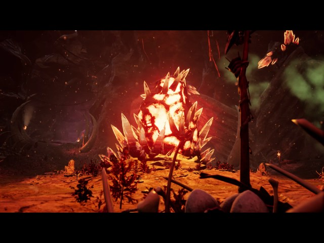Ashes of Creation  - Pre-Alpha Environment Preview - PAX West Level