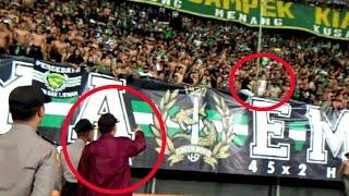 Video Pak Kapolrestabes Sby Kaget saat Lihat Bonek Berdandan Tuyul di Tribun Green Nord GBT Sby MP3, 3GP, MP4, WEBM, AVI, FLV Juli 2018