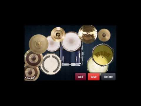 Video of Drum kit