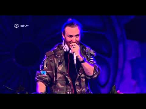 David Guetta Tomorrowland Brasil 21.04.2016