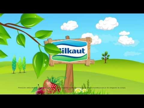 Milkaut promo - Disfrutá y divertite junto a Milkaut y Discovery Kids