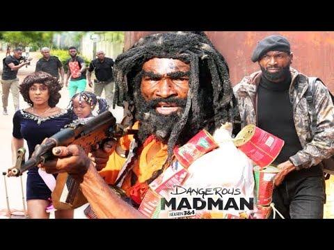 DANGEROUS MAD MAN SEASON 5- NEW MOVIE 2019 LATEST NIGERIAN NOLLYWOOD MOVIE