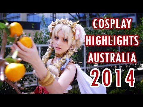Cosplay Highlights Australia 2014